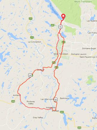 Le Medio Fondo - 80 km